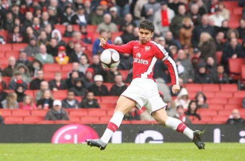 Eduardo's Goal Vs Burnley