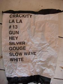 The Most Redundant Set List Ever